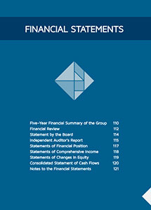 Financial Report 2014/2015