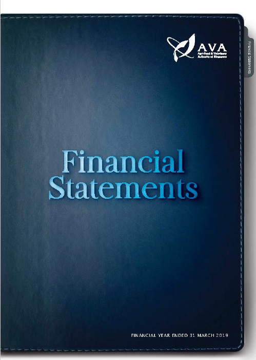 Financial Report 2018/2019