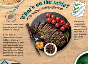 What's on the Table Series: Alternative Protein Edition