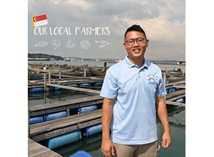 Our Local Farmers Series: Sky Wee, Rong-Yao Fisheries