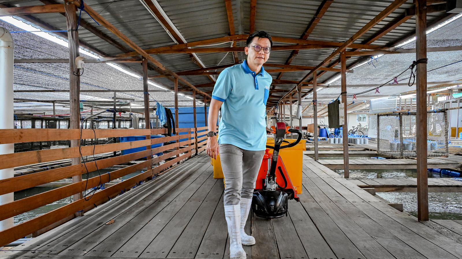 Tony Tan Yong Chuan