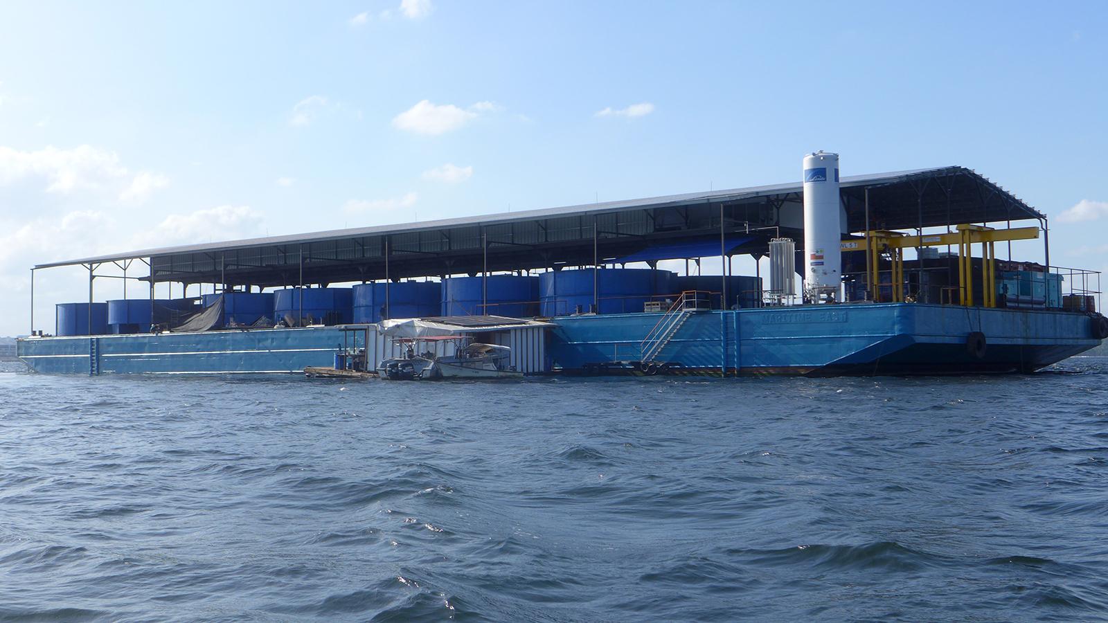 Singapore Aquaculture Technologies