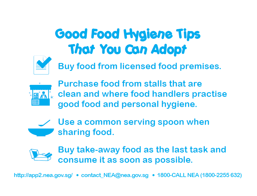 Good Food Hygiene Tips That You Can Adopt (For Consumers)
